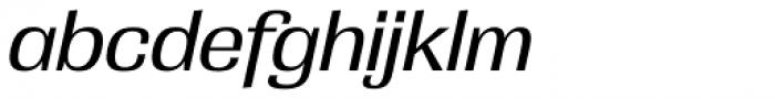 Grange Medium Italic Font LOWERCASE