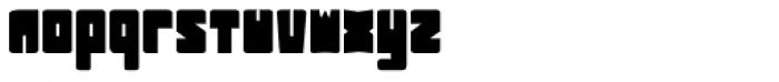Grante Font LOWERCASE
