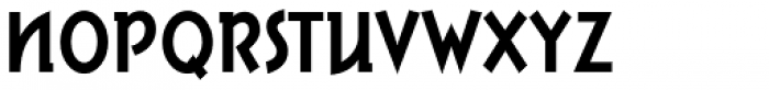 Grapefruit Std Font UPPERCASE