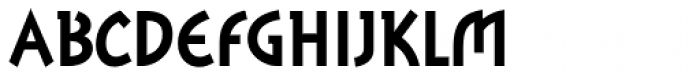 Grapefruit Font UPPERCASE