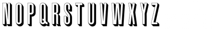Graphique-AR Font UPPERCASE