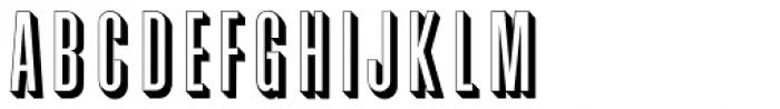 Graphique-AR Font LOWERCASE