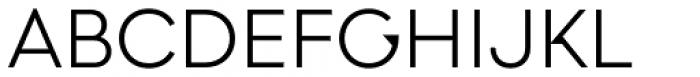 Graphit Light Font UPPERCASE
