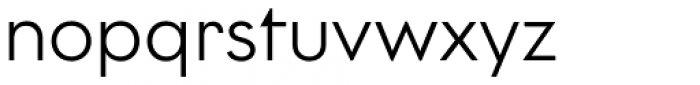 Graphit Light Font LOWERCASE