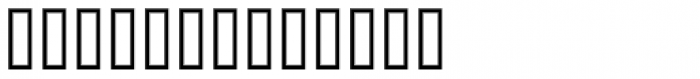 Graphology Arabic Light Font UPPERCASE