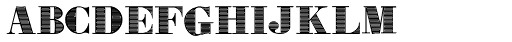 Gras Vibert Handtooled Font LOWERCASE