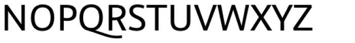 Graublau Sans Book Font UPPERCASE