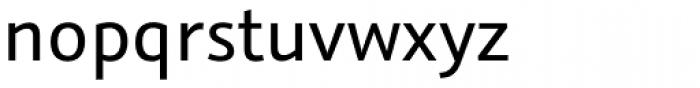 Graublau Sans Book Font LOWERCASE