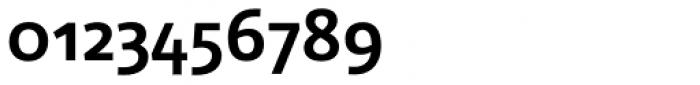 Graublau Sans SemiBold Font OTHER CHARS