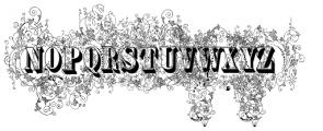 Grave Plus Complete Font UPPERCASE