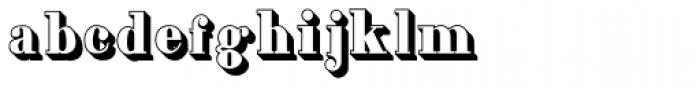 Grave Plus Complete Font LOWERCASE