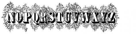 Grave Plus Two Font LOWERCASE
