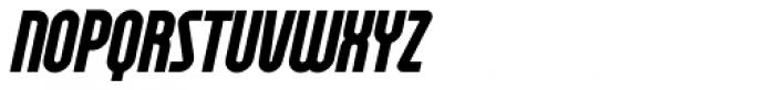 Gravitas Bold Italic Font UPPERCASE