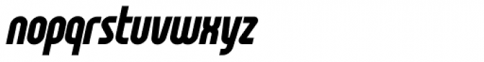 Gravitas Bold Italic Font LOWERCASE