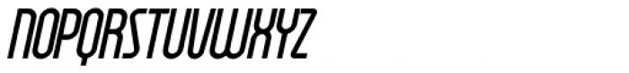 Gravitas Light Italic Font UPPERCASE