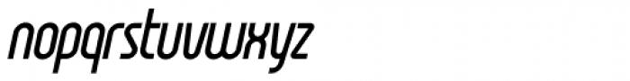 Gravitas Light Italic Font LOWERCASE