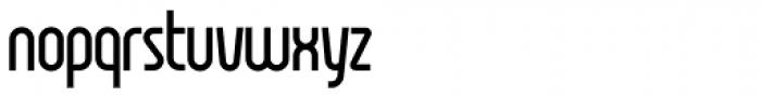 Gravitas Light Font LOWERCASE