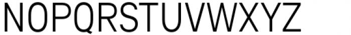 Gravitica Light Font UPPERCASE