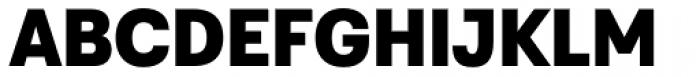 Grayfel Con Extra Bold Font UPPERCASE