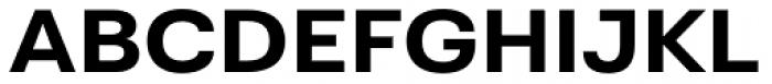 Grayfel Ext Bold Font UPPERCASE