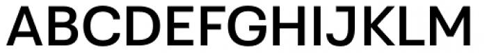 Grayfel Nor Demi Font UPPERCASE