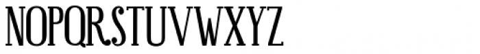 Great Brington Regular Font UPPERCASE