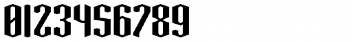 Greenbriar AEF540 Font OTHER CHARS