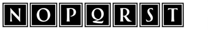 Greenleaf Banners Regular Ltd Font UPPERCASE