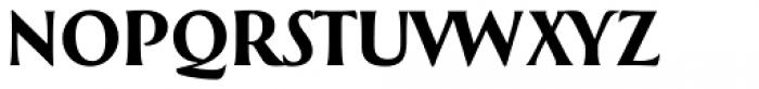 Greenleaf Bold Pro Font LOWERCASE