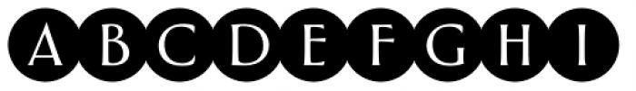 Greenleaf Cameo Pro Font UPPERCASE