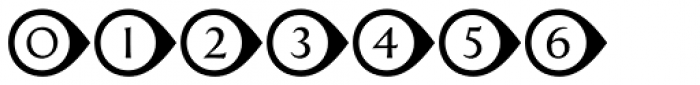 Greenleaf Eastpoint Ltd Font OTHER CHARS