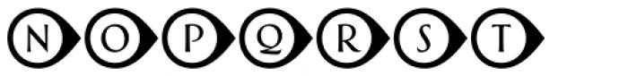Greenleaf Eastpoint Ltd Font UPPERCASE