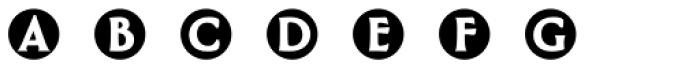 Greenleaf Eastpoint Ltd Font LOWERCASE