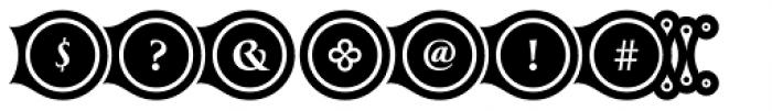 Greenleaf Links Two Ltd Font OTHER CHARS
