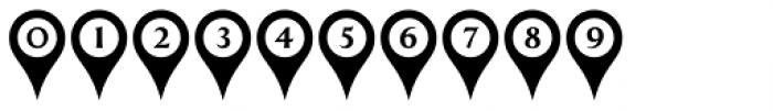 Greenleaf Pins Ltd Font OTHER CHARS