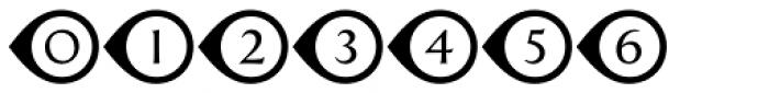 Greenleaf Westpoint Ltd Font OTHER CHARS