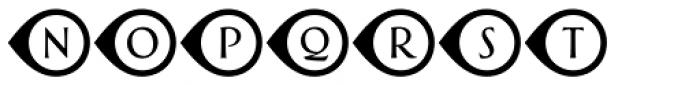 Greenleaf Westpoint Ltd Font UPPERCASE