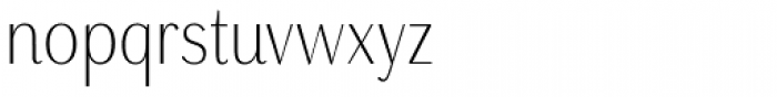 Grenale Con Light Font LOWERCASE