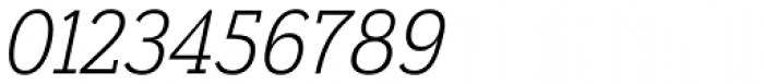 Grenale Slab Con Book Italic Font OTHER CHARS