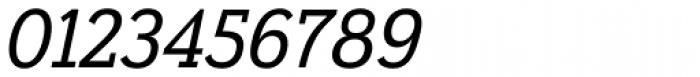 Grenale Slab Con Demi Italic Font OTHER CHARS