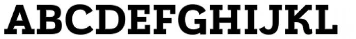 Grenale Slab Nor Black Font UPPERCASE