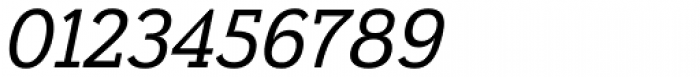 Grenale Slab Nor Demi Italic Font OTHER CHARS