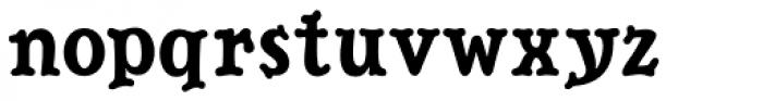 Grendel Regular Font LOWERCASE