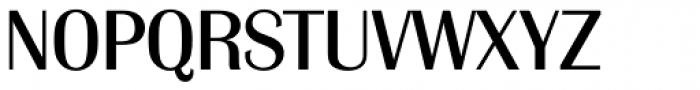 Grenoble Serial Font UPPERCASE