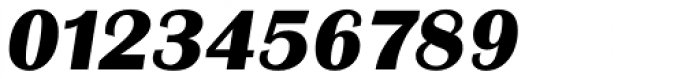 Grenoble TS ExtraBold Italic Font OTHER CHARS