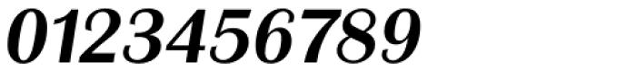 Grenoble TS Medium Italic Font OTHER CHARS