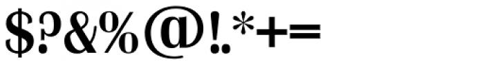Grenoble TS Medium Font OTHER CHARS
