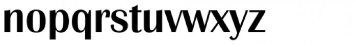 Grenoble TS Medium Font LOWERCASE