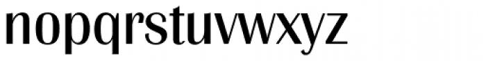 Grenoble TS Regular Font LOWERCASE