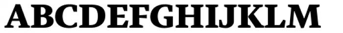 Greta Text Pro Bold Font UPPERCASE